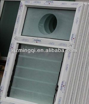Merveilleux PVC Decorative Bathroom Windows Glass Louver
