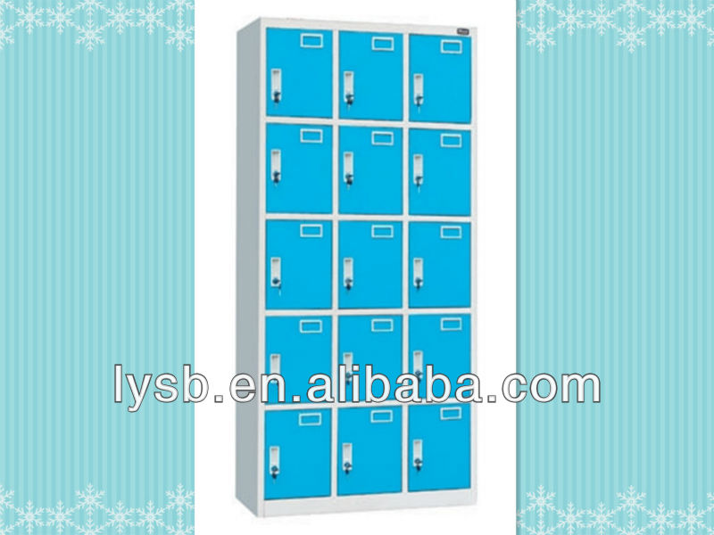 Modern design electronic steel shoe cabinet
