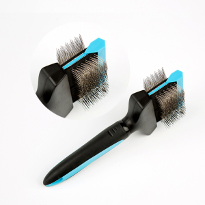 2019 New Product CE Approved cat grooming magic plastic comb