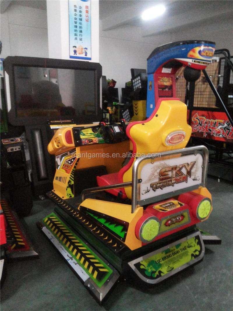 4d Sky Trooper--4d All Dynamic Simulator Arcade Car Racing Game ...