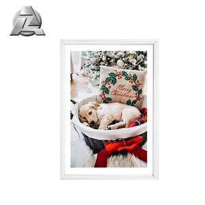 new shape 23x20 christmas tree aluminum picture photo frame 1012