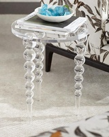 Hot Sale Stylish Acrylic Coffee Table Side Table