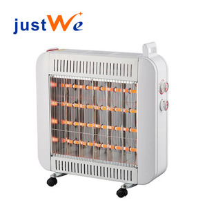 Electric quartz heater 2000W with humidifier water