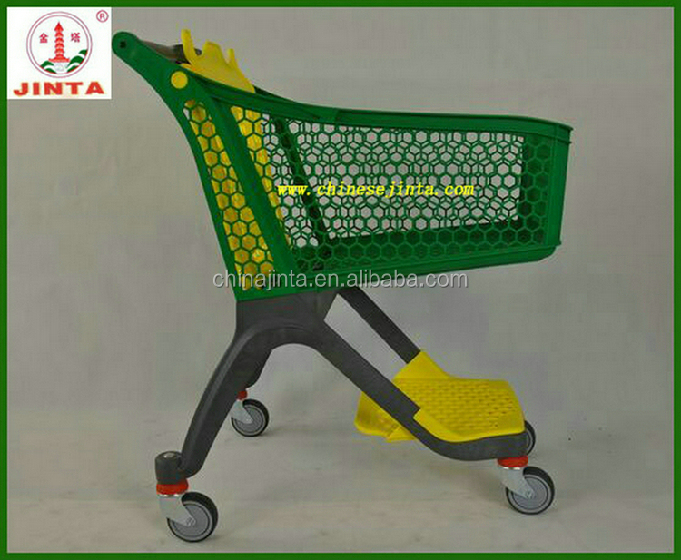 Selling good design platform hand trolley interesting products from china