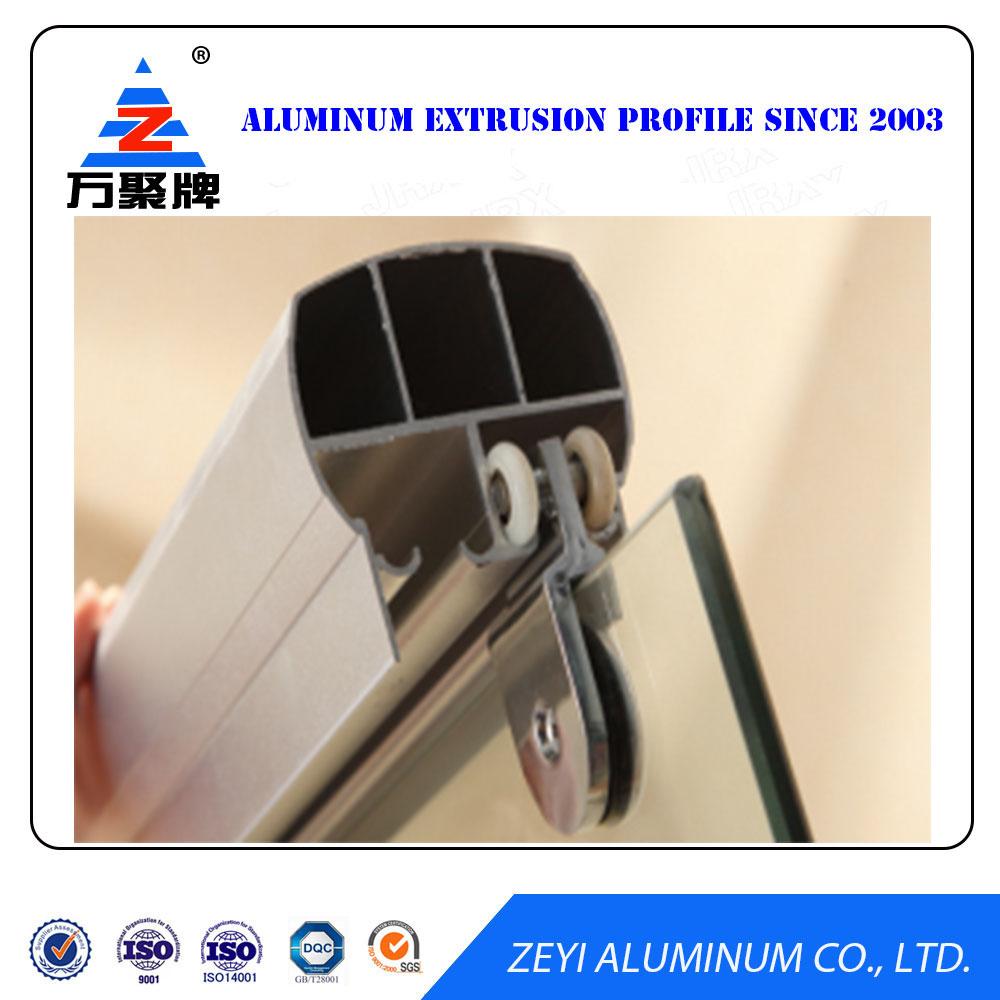 Customized Aluminium Extrusion Profiles For Shower Enclosures Buy