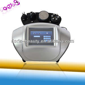 desktop bipolar RF cavitation slimming acoustic wave machine RU+6