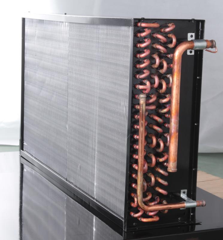 Evaporative Condensing Unit : Evaporative fn outdoor condenser bitzer condensing unit