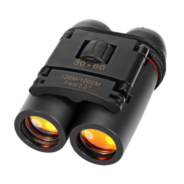 High quality compact sakura binoculars 30x60 day and night vision binoculars hunting binoculars hot selling