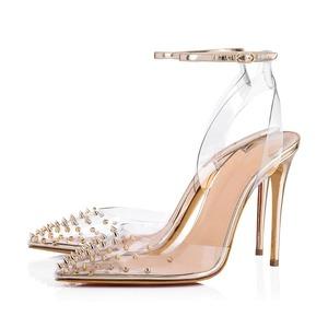 971e1a6953c Transparent High Heel Shoes