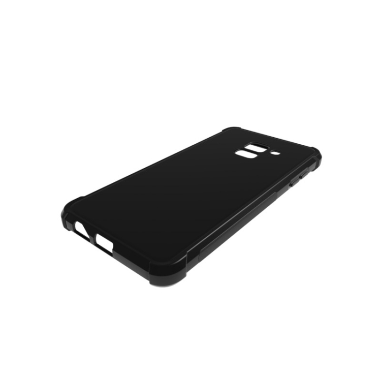 D084 New Coming Oem Accept Tpu Pc Basic Simple Mobile Phone Case For Samsung A8 2018