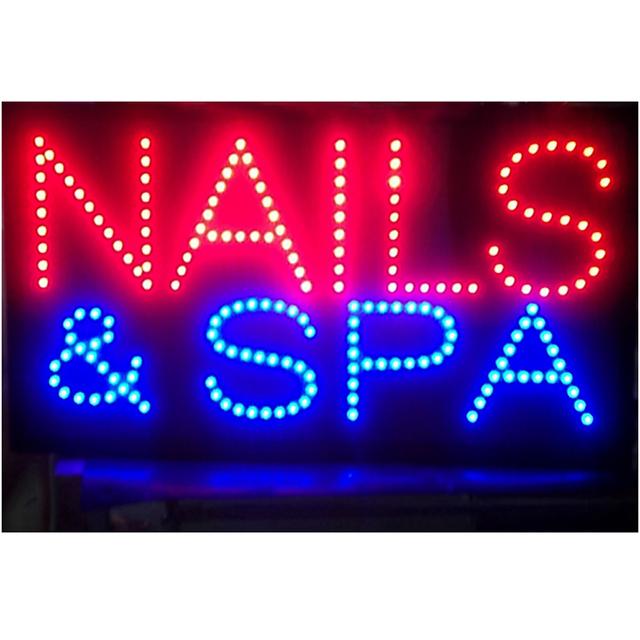 Nail Spa Sign Wholesale, Signs Suppliers - Alibaba