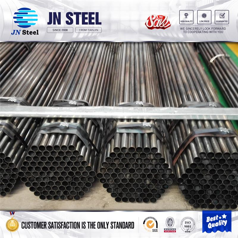 Finishing Light Tube Welded tube ERW casing and tubing line steel pipe