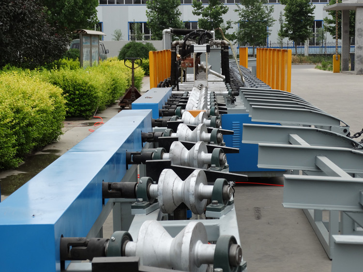 grinding rod induction hardening and tempering heating equipment