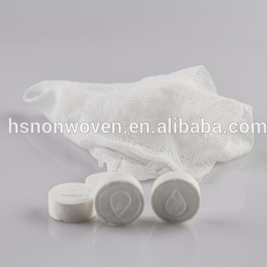 OEM Factory Price Ultra-soft Compressed Coin Facial Tissue