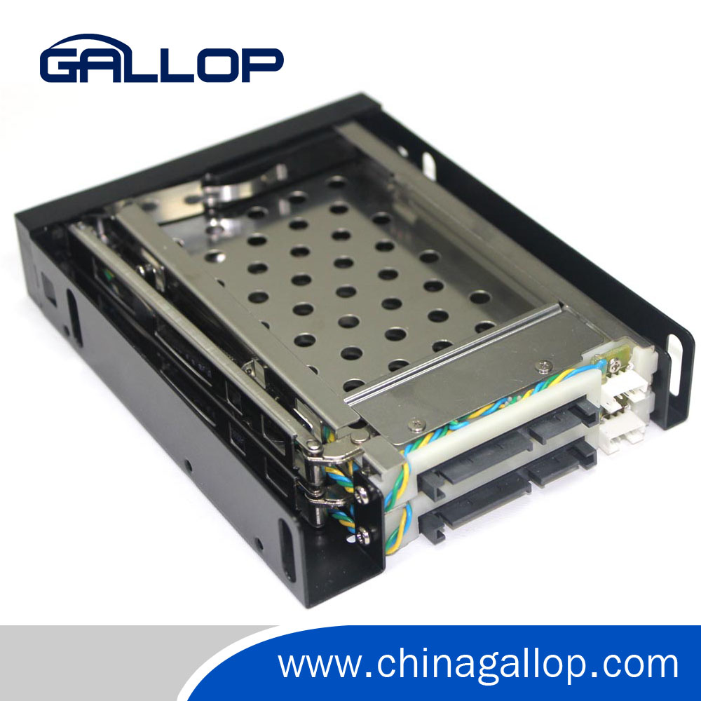 "Tool-free Design SATA HDD/SSD Mobile Rack support 2.5""/3.5"" Hard Drive Disk"