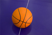Cheap Promotional Standard colorful Basketball with custom Logo Printing