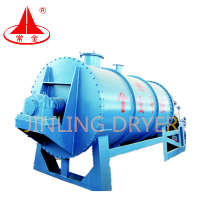 ZHG Jingling Industrial Low price Industrial Vacuum Paddle Dryer/Drying Machine for Anthraquinone sulfonic acid