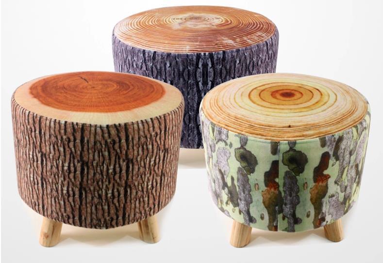 Astounding Tree Stump Foot Stool Tree Stump Stool Amazon Com Creative Spiritservingveterans Wood Chair Design Ideas Spiritservingveteransorg