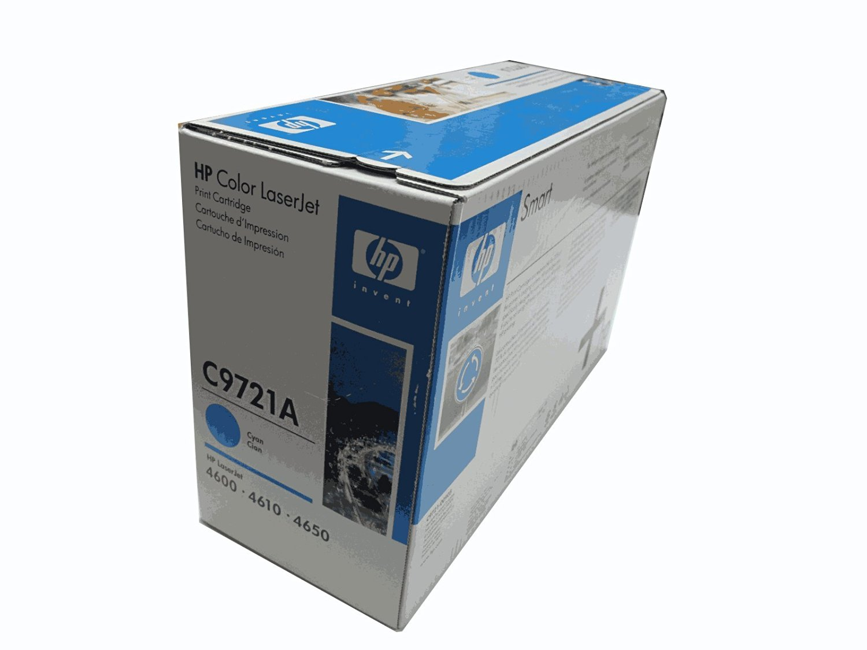 4 NIB Color Toner for HP LaserJet 4600DN 4650DN C9720A C9721A C9722A C9723A