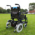 New products foldable electric wheelchair for disabled