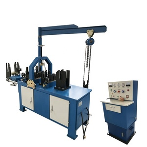 Hydraulic Oil Cylinder Disassembly Test Bench