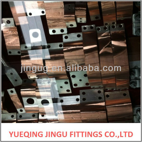 YUEQING JINGU Flexible connections for welding application