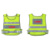 Reflective Vest Construction Engineering Traffic Warning Safety Protective Clothing
