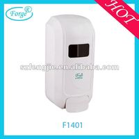 Wall mounted Big capability bathroom soap dispenser sets