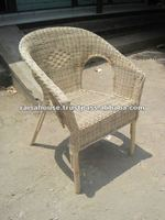 Rattan Indonesia Furniture-Rattan Arm Chair