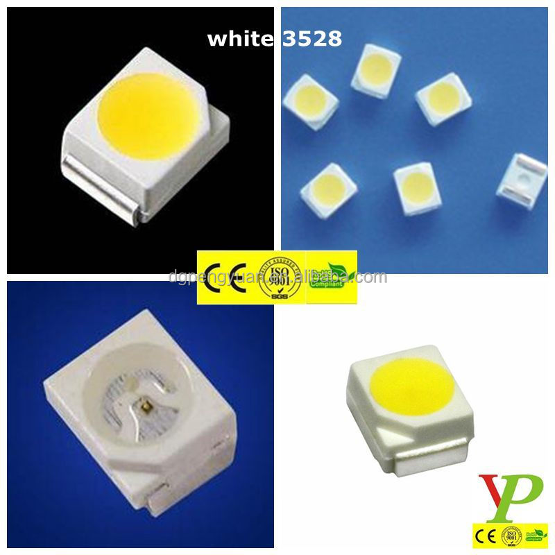 ISO Certification Ultra Bright High Quality 3528 RGB SMD LED Chip Light