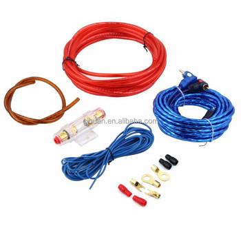 Super Standard Size 4 8Gauge Car Amp Wiring Kit Car Audio Cable Kit Buy Wiring Database Mangnorabwedabyuccorg