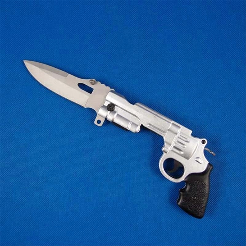 New Design Aluminum Handle Hollywood Movie knives
