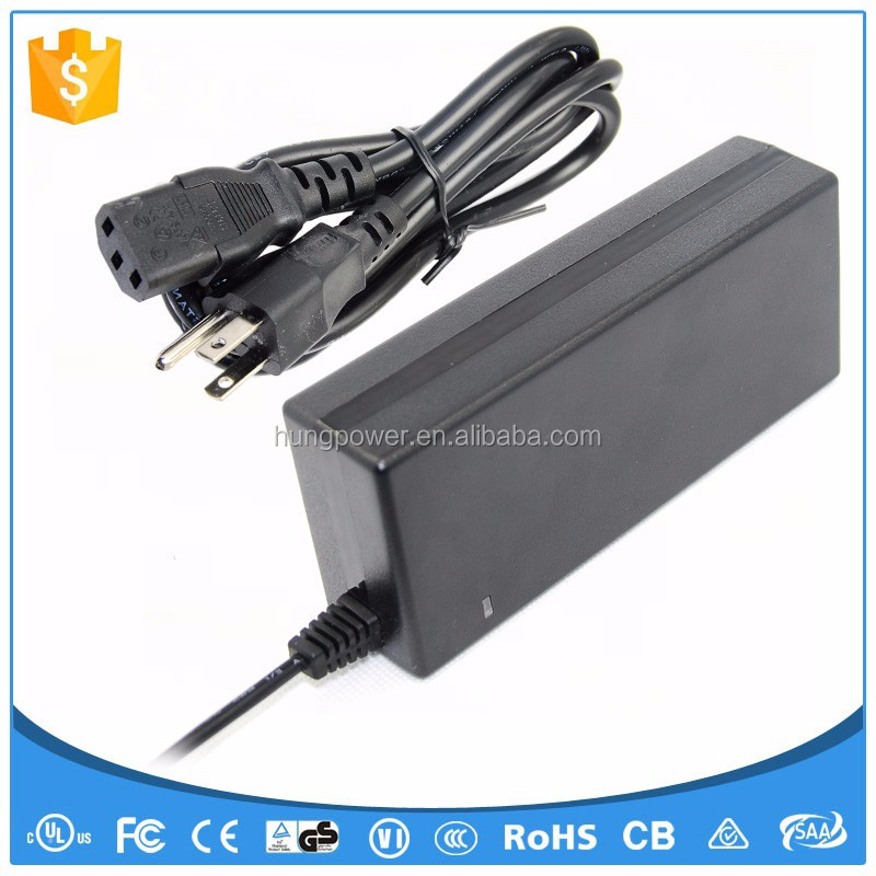 Best selling for Doe 6 level vi Class 2 UL listed CE GS SAA FCC AC DC ADAPTE led Monitor switching power adaptor 220v 75w 15V 5a