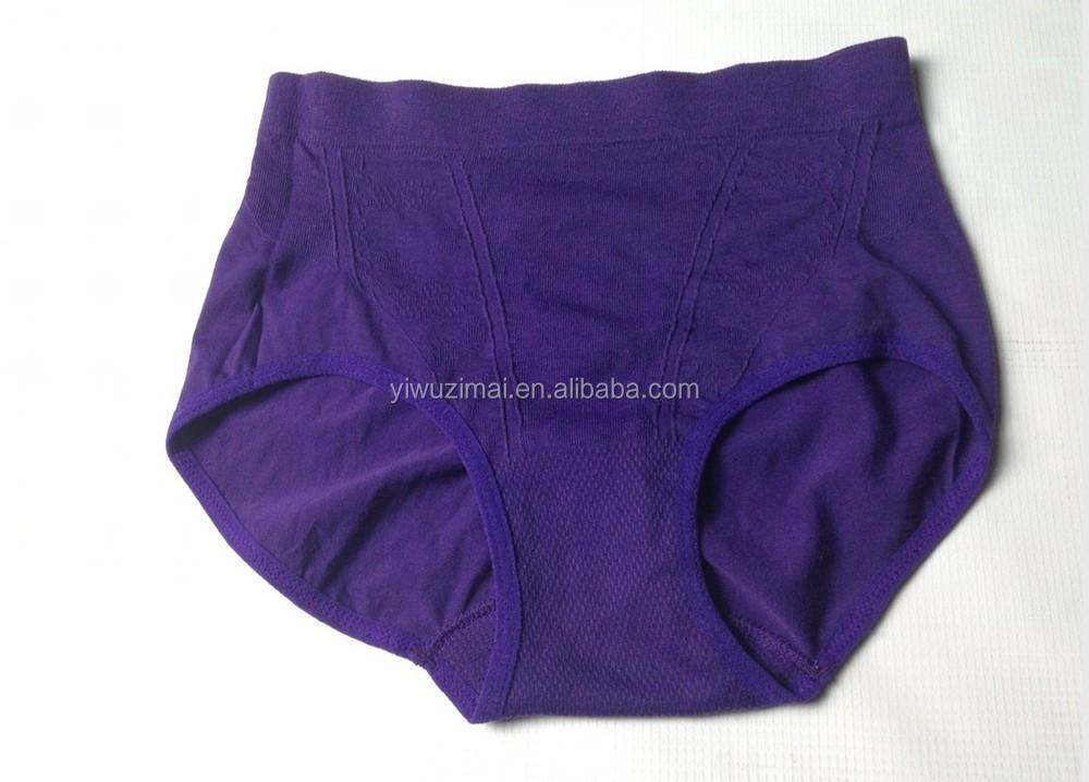 Sem costura de cintura baixa mulheres calcinha confortável senhora cueca 29f47132469