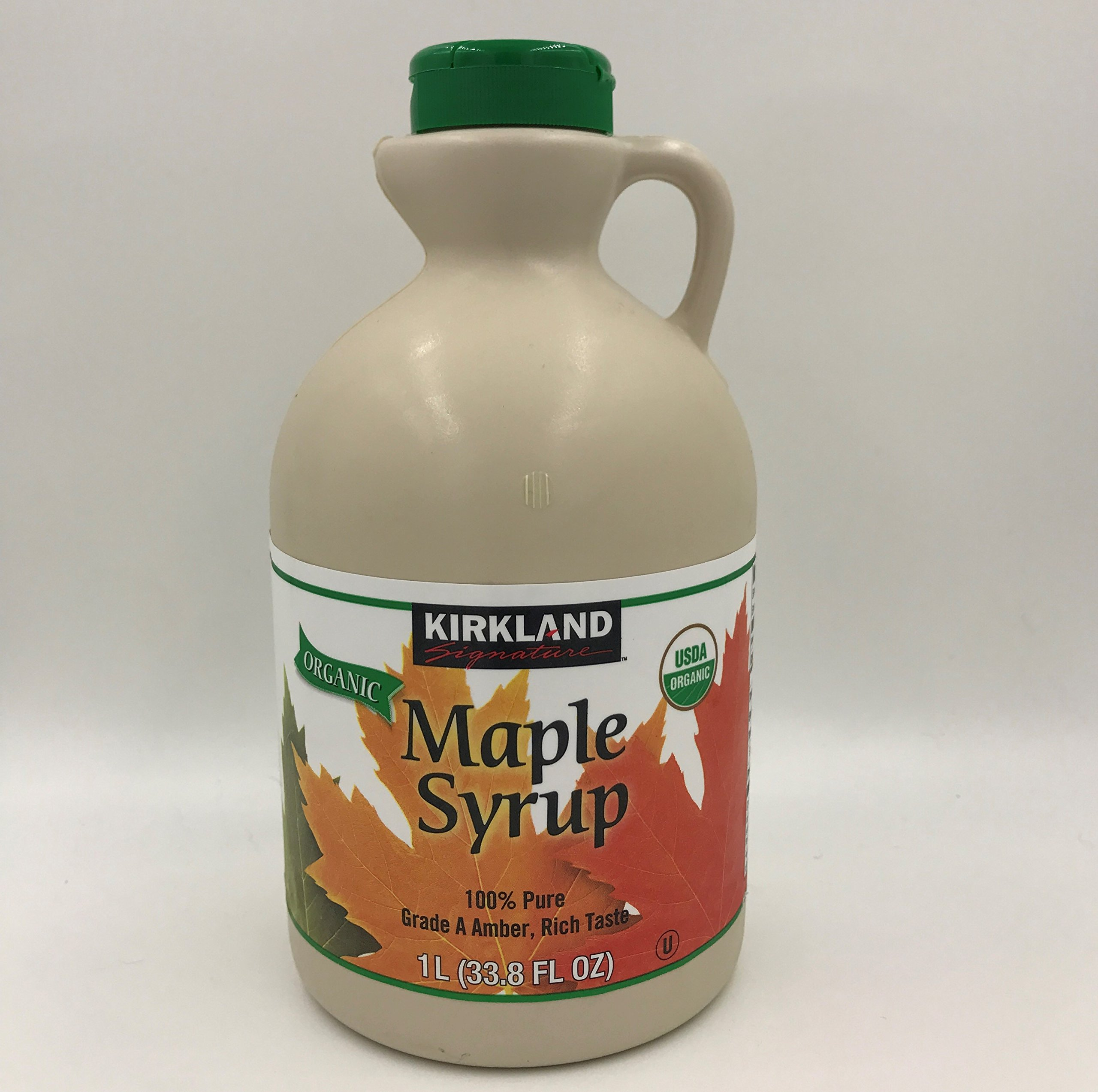 eade153a18a Get Quotations · Kirkland Signature 100 Percent Maple Syrup