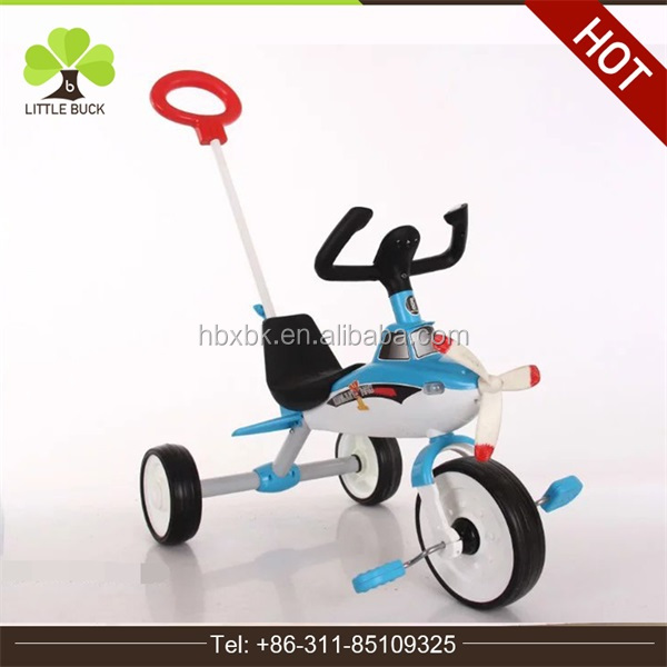 Ride on car multifunctiona 2 in 1 flash light children kids tricycle rubber wheels for 1-8 years old