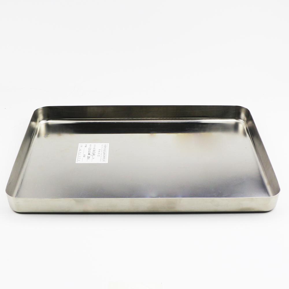 Custom Made Stainless Steel Tray Sheet Aluminum Baking Pan