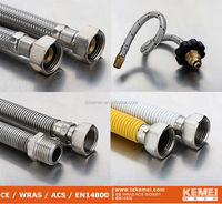 flexible hose - stainless steel braided hose, S.S. corrugated hose, gas hose