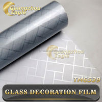 Guaranteed 100% Vinyl No Glue Static Cling Tinting Window Film For Decoration