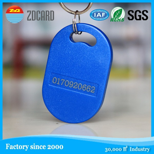 22*22mm paper/pvc/pet nfc sticker tag nfc keyfobs printable stock a lot