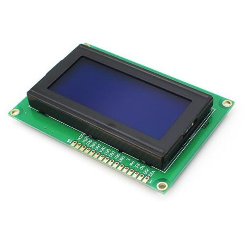 custom shape lcd screen alpha numeric display for air cleaner UNLCD91753