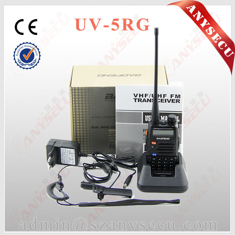ANI ID UV-5RG High &Low Power Switchover single frequency radio