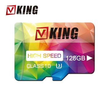 High Speed Flash Computer 128GB Memory Card 128
