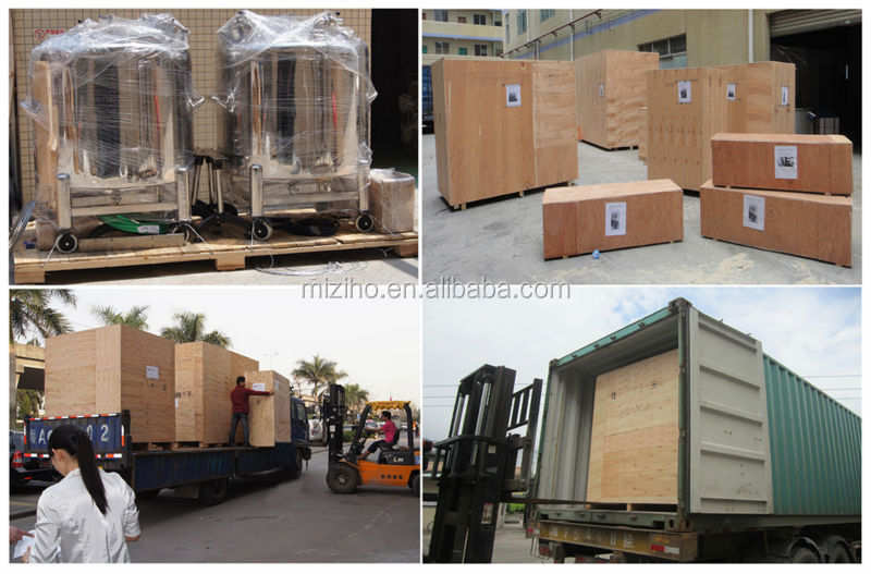 MZH-DB-430 Automatic Doypack Packing Machine For Powder Bean Nuts