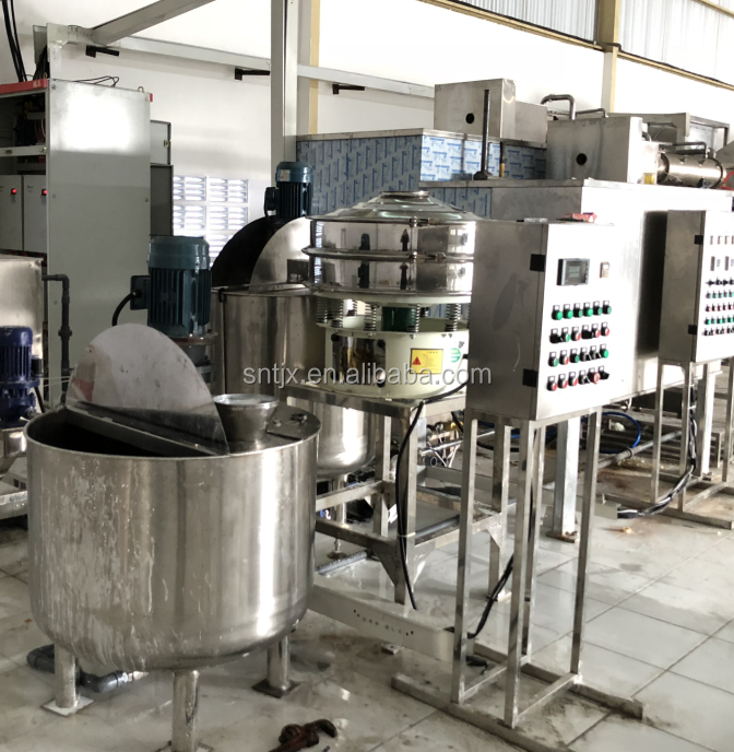 New Technology automatic Non-freezing starch glass noodle vermicelli making machine