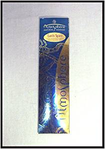 Earth Spirit - Incense From India Stick Incense - 10 Gram Package