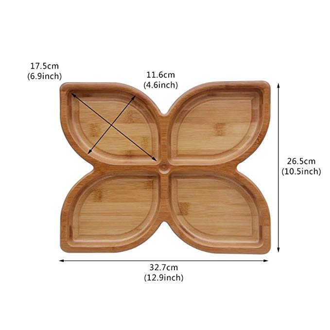 High Quality wooden serving plate 3