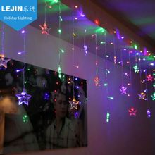 Diwali colorful christmas light reflector Outdoor decoration event decoration