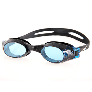 Fashionable anti fog swim goggle strap for pc lenses
