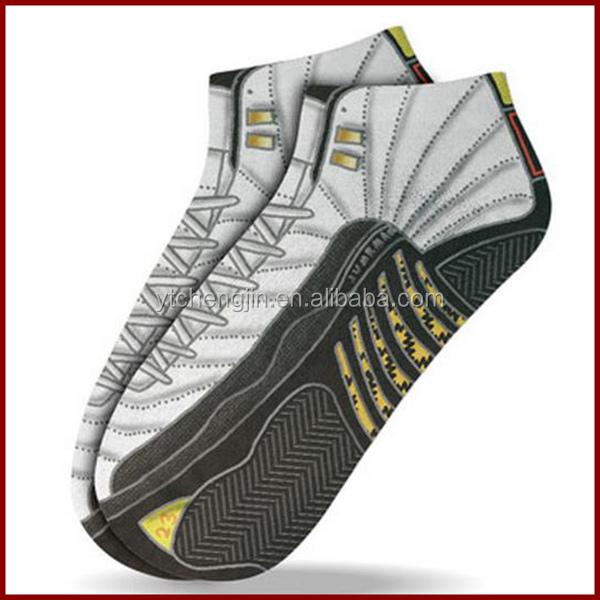 38-45 size jordan 12 socks for Europe and America market